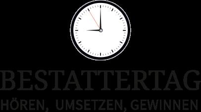 Bestattertag Logo